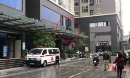Hà Nội: Bé gái 4 tuổi rơi từ tầng 25 chung cư Star Tower, tử vong tại chỗ