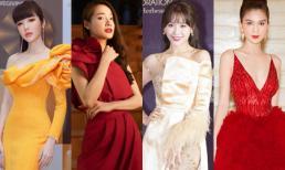 Ai xứng danh 'Nữ hoàng thảm đỏ' showbiz Việt tuần qua? (P134)