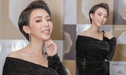 Xuất hiện với tóc ngắn cá tính, 'Chị Mười Ba' Thu Trang khiến ai cũng sốc