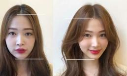 Trán hẹp và ngắn nên để kiểu tóc mái nào phù hợp?