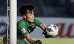 Phản xạ xuất thần, Bùi Tiến Dũng cứu U23 Việt Nam khỏi bàn thua trông thấy