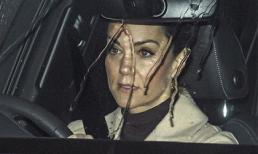 Sau tuyên bố gây sốc của vợ chồng em dâu Meghan Markle, Công nương Kate cuối cùng cũng lộ diện với gương mặt ảm đạm và rầu rĩ