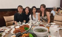 Trương Quỳnh Anh đón sinh nhật ấm áp bên gia đình