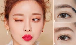 Cách vẽ lông mày theo phong cách Hàn Quốc mới 2020