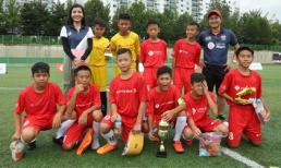 Cầu thủ nhí 2019: Nuôi dưỡng những thế hệ vàng tương lai cho bóng đá Việt Nam
