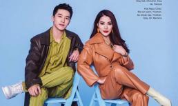 Trương Ngọc Ánh xuất hiện tình tứ bên mỹ nam 'Thượng Ẩn' Hứa Ngụy Châu trên bìa tạp chí danh giá