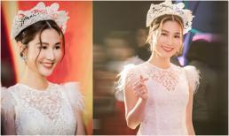 Diễm My 9x xinh như thiên thần tại lễ vinh danh các vận động viên Việt Nam