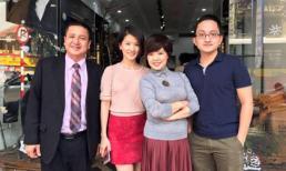 Bất ngờ trước mối quan hệ giữa NS Chí Trung và hai con trên Facebook sau ồn ào ly hôn vợ và có tình mới