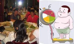 Làm sao để tránh tăng cân quá nhanh trong dịp Tết sau những buổi tụ tập, ăn uống quá nhiều