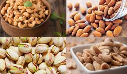 7 loại hạt càng ăn nhiều càng tăng cường sức khỏe và tuổi thọ