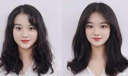 Khuôn mặt tròn nên chọn những kiểu tóc mái nào?