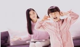 Cách xử lý thông minh khi trẻ chống đối và hãy cãi lời cha mẹ