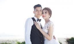 Kỉ niệm 3 năm ngày cưới, Lâm Khánh Chi tung ảnh cưới xinh ngất ngây