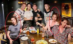 Chụp ảnh cùng hội bạn thân, cư dân mạng bất ngờ khi xuất hiện cùng lúc 2 Hoa hậu Kỳ Duyên trong 1 khung hình