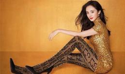 Dương Mịch khoe đôi chân dài miên man, nhan sắc thanh xuân không giống 'mẹ một con'