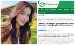 Bị 'bóc phốt' quảng cáo mỹ phẩm kém chất lượng, Phạm Hương nổi đoá: 'Cứ ghen ăn tức ở đi. Ghê tởm!'