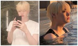 Sau biến cố hôn nhân, Ahn Jae Hyun tăng cân vùn vụt khiến netizen khó lòng nhận ra