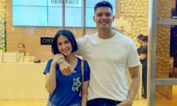 'Mỹ nhân đẹp nhất Philippines' tình tứ bên chồng, netizen phát hiện ngay hai chi tiết đặc biệt trong bức ảnh mùi mẫn