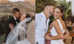 Hoa Hậu Hoàn Vũ Thế Giới 2017 Demi Leigh Nel Peters đã kết hôn với bạn trai
