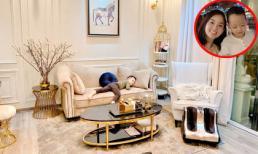 Đón Tết ở tuổi 30, Ly Kute hé lộ không gian căn hộ sang trọng