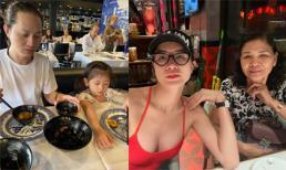 Trang Trần đi du lịch cùng chồng tại Úc vào dịp Tết nguyên đán nhưng vẫn buồn vì điều này!