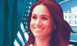 Dã tâm lớn như Meghan: Muốn lấn sân chính trị và tham gia bầu cử Tổng thống Mỹ sau khi rời Hoàng gia Anh?