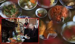 Mâm cổ Tết chuẩn chất người Hà Nội xưa của gia đình NSƯT - NTK Đức Hùng