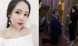 Tin hỷ đầu năm: Nữ diễn viên 'lùn nhất showbiz Việt' Trương Phương được bạn trai cầu hôn