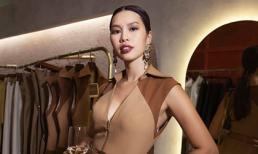 Bị chê đánh đá, đầu năm mới siêu mẫu Hà Anh lên tiếng đáp trả