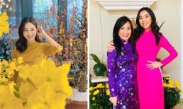 Sao Việt 26/1/2020: Đặng Thu Thảo khéo che bụng giữa tin đồn mang bầu lần 2; Nghệ sĩ Hồng Đào rạng rỡ đón Tết cùng con gái ở Mỹ