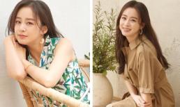 Kim Tae Hee 'cân' mọi thiết kế và màu sắc, đúng kiểu lụa đẹp vì người