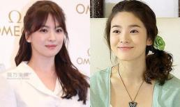 Thời trẻ 'quê một cục' Song Hye Kyo vẫn chứng minh là 'nữ hoàng tạo xu hướng', giờ diện toàn đồ hiệu thì chẳng ai quan tâm