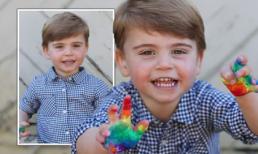 Hoàng tử Louis tròn 2 tuổi: Không chỉ đáng yêu mà còn giống Công nương Kate như đúc