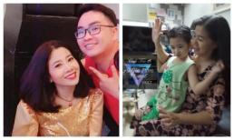 Mẹ Mai Phương vừa chia sẻ ảnh gặp bé Lavie, quản lí cũ của nữ diễn viên bức xúc: Qua 4,5 tiếng không hỏi thăm, gần về thì chụp ảnh