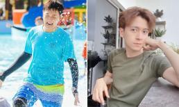 Sụt hơn 10 kg, Ngô Kiến Huy khiến fans lo lắng vì quá gầy