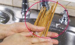 Bệnh đến từ miệng! Sử dụng đũa không đúng cách có thể gây ung thư! Cách khử trùng đũa như thế nào?