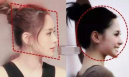 Cô gái đầu phẳng nên để kiểu tóc nào phù hợp?