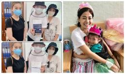 Giữ đúng lời hứa, MC Trấn Thành và Ốc Thanh Vân hoàn thành sổ tiết kiệm cho con gái cố diễn viên Mai Phương