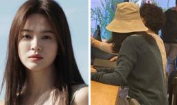 Song Hye Kyo lần đầu lộ diện bên mẹ ruột sau khi ly hôn với Song Joong Ki?