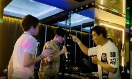 Hari Won biến nhà thành phòng karaoke xịn xò để phục vụ đam mê của Trấn Thành