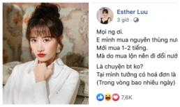 Mua hàng ở siêu thị nhưng đòi đổi vì nhầm, Hari Won gây tranh cãi trên mạng xã hội