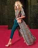 Mặc váy với quần, xu hướng thời trang mới năm nay