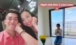 Diễn viên Hồng Loan mua nhà mới sau khi chia tay Tiến Linh