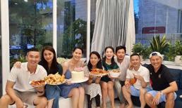 Sinh nhật Thân Thuý Hà vắng Hà Bùi, Hà Tăng chiếm trọn spotlight vì nhan sắc đời thường rực rỡ