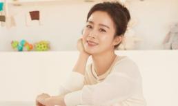 Kim Tae Hee tiết lộ Bi Rain không xem phim cô đóng, thừa nhận là mẹ hai con vụng về