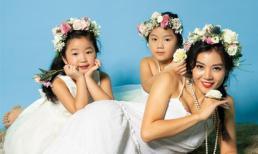 Bị con gái trêu là 'Tuesday', Thanh Hương: 'Con cái mất dạy'