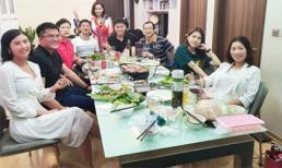 Ngọc Hân cùng chồng sắp cưới hội ngộ vợ chồng Minh Tiệp, Lã Thanh Huyền