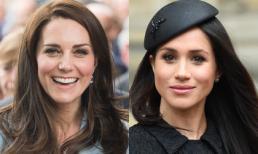 Được Nữ hoàng tặng quà đặc biệt nhưng lại bị Meghan 'cướp sóng' dịp kỷ niệm 9 năm ngày cưới, Kate có màn đáp trả khôn ngoan