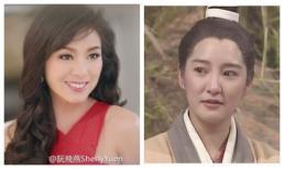 TVB có cặp chị em tài hoa khổ mệnh, cả cuộc đời khóc hết nước mắt vì tình, chưa một lần được mặc áo cưới