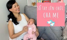 'Sổ tay lên chức cha mẹ' của shark Linh: Sẽ rất hữu ích với những người chuẩn bị làm bố mẹ, nhất là lần đầu